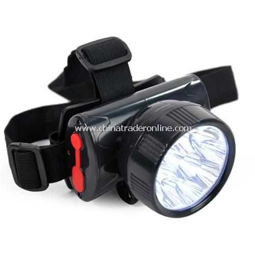 LED super-bright rechargeable one headlight camping lights from China