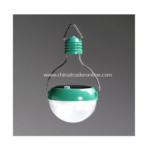 Portable Solar Light Solar LED Hanging Lamp Waterproof for Outdoor & Home Use