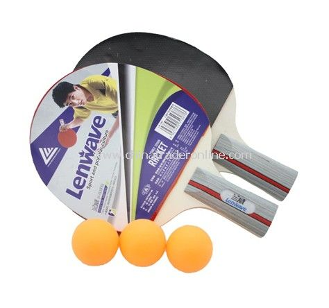 Table Tennis / pen - Set - short handle