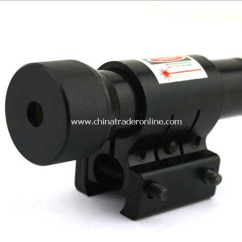 TACTICAL RED DOT LASER SIGHT FOR GUN WITH MOUNT NEW