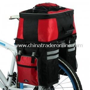 Durable Outdoor Sports Bicycle Backseat Bags