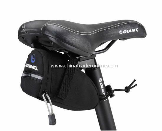 Durable Riding Equipment Travelling Waterproof Cycling Saddle Bag
