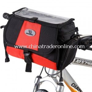 Durable Riding Equipment Waterproof Travelling Cycling Pack Bag