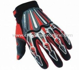Outdoor Ride Full Finger Gloves from China