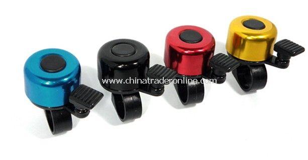 Fashion Metal Ring Handlebar Bell Sound for Bike random colors