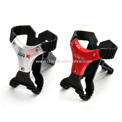 Car outlet cell phone holder robot phone color random
