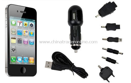 Car USB mobile phone chargers