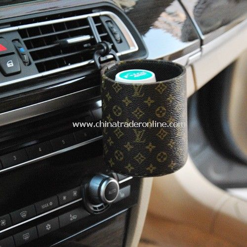 Car outlet compartment cup / glove barrel