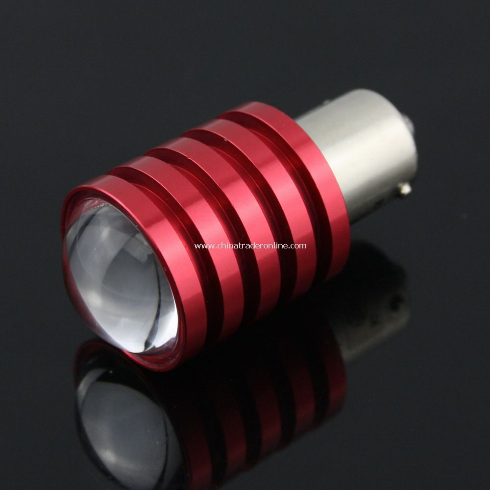1156/Ba15s Cree Q5 High Power 7W Backup LED Reverse Light Lamp from China