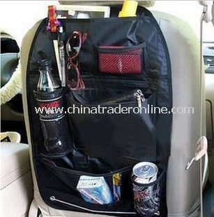 Car Back Seat Storage Bag