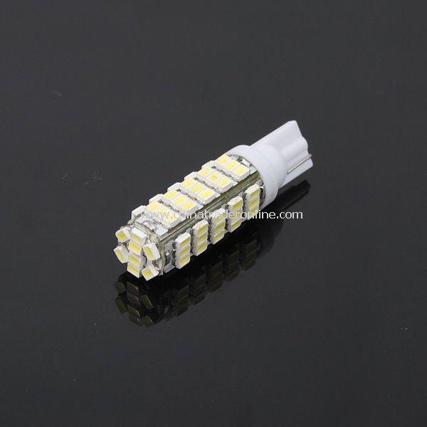 T10 3068 Bulb Wedge Car 68-LED SMD White Light New