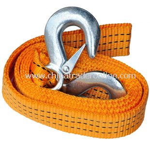Vehicles Necessary Nylon Woven Flat Belt Cars Trailer Rope
