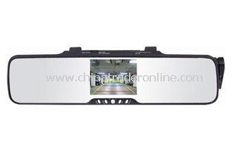 3.5 TFT Bluetooth car kit wireless back-up camera system