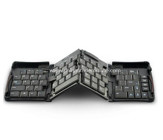 Bluetooth Folding Keyboard for iPad, iPad 2, iPhone, Android Smartphones, More