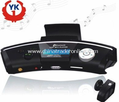 Car MP3 Player Bluetooth Handsfree - FM Transmitter