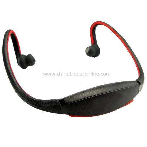 Flexible Bluetooth Headset - Sports + Leisure