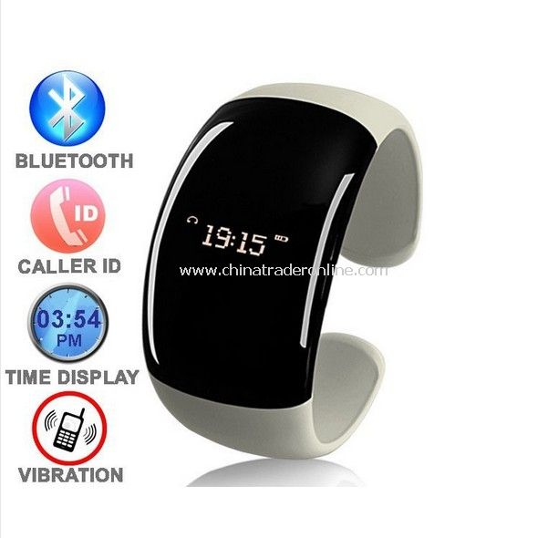 The Bluetooth Bracelet car essential mobile phone Bluetooth speakerphone ILING of wireless Bluetooth from China
