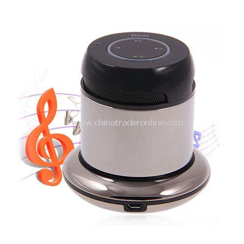 DS-1168 Stereo Bluetooth Speaker AUX Audio Input Lithium Battery Calls Mini Portable Speaker