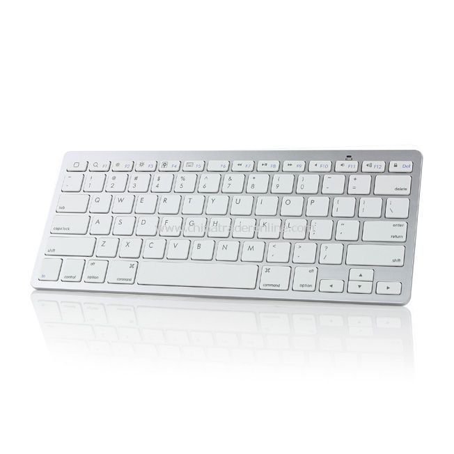 Wireless Bluetooth Keyboard For Apple Ipad2 Iphone4 PC