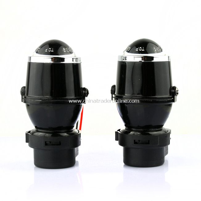 2 pcs Professional Bright Auto Car Fog Halogen Lights Lamp from China