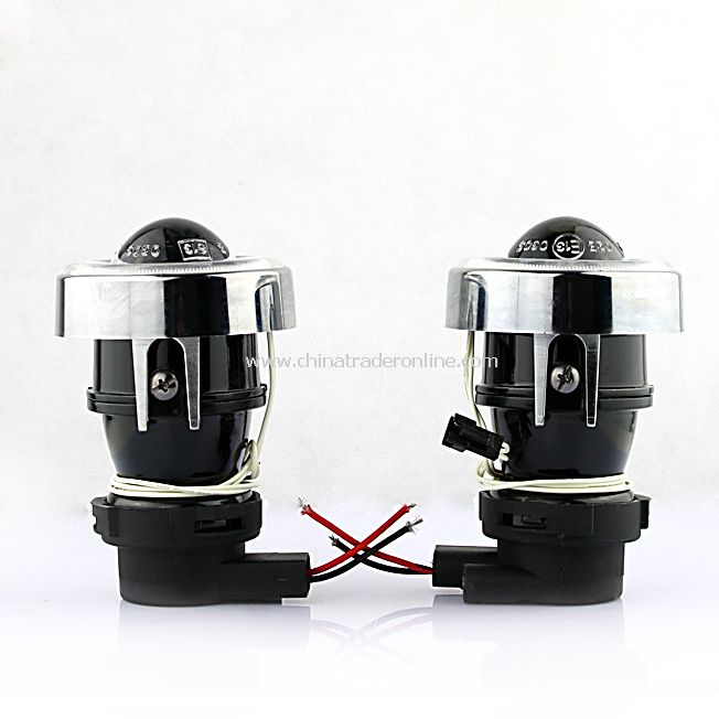 2pcs Professional Bright Auto Car Fog Halogen Lights Lamp Blue