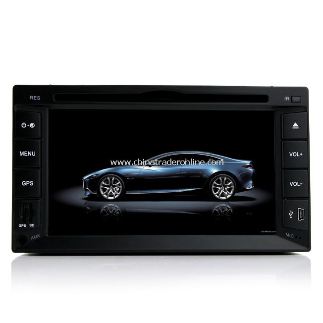 Car DVD GPS