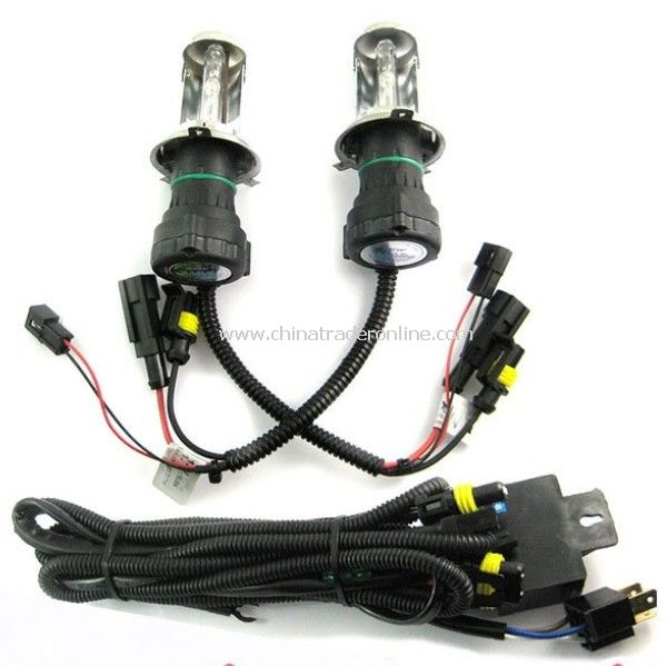 CAR LIGHTING HID SET KIT H4-3 43K-12K from China