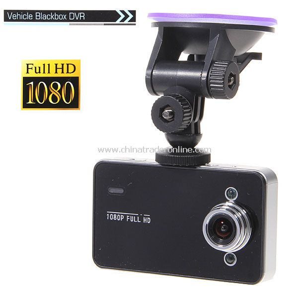 F6000 FULL HD Vehicle Blackbox DVR with Super Clear Display Car DVR