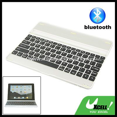 Black Wireless bluetooth Keyboard for Apple 1 2nd 3rd Generation PC