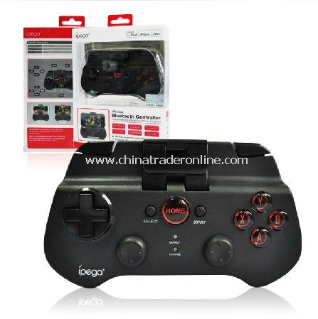 Wireless Bluetooth Game Controller For iPhone 4/4S/5 Tablet android/ios/PC