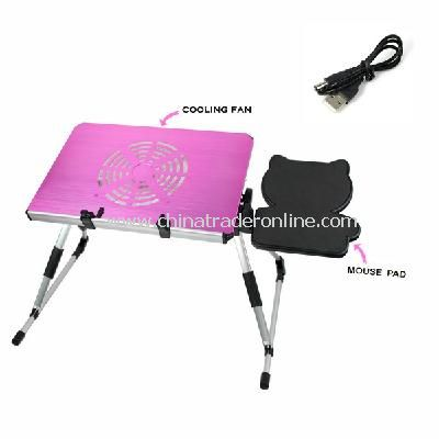 Notebook Laptop Pc Table with USB Cooler Cooling Fan