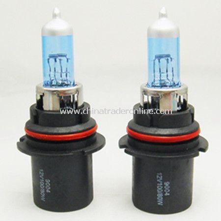 9004 Low Beam 12V 100/80W Light Bulbs 6000K 2 Pcs Halogen Xenon New Super White
