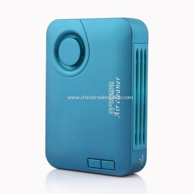 Car Air Purifier with Active Carbon nano photocatalyst Anion Ozone Generator