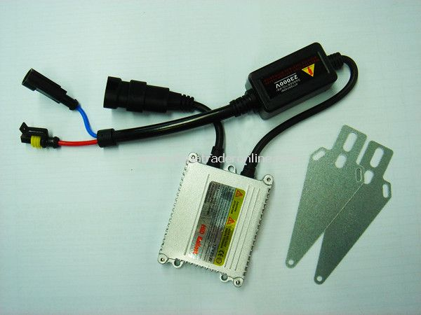 Car HID Xenon 12V 35W AC Replacement Super Slim Conversion Ballast from China