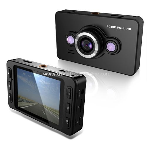 Full HD 1080P Car DVR Camera 2.7 LCD Recorder Video Dashboard Vehicle HDMI