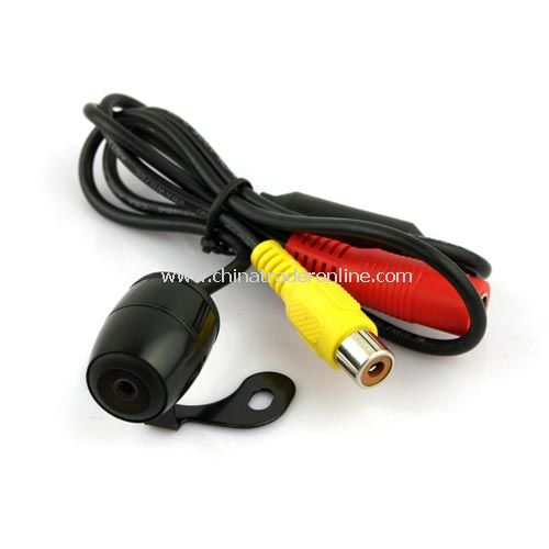 Universal Mini Car Rear View Reverse Backup 170° Camera Waterproof