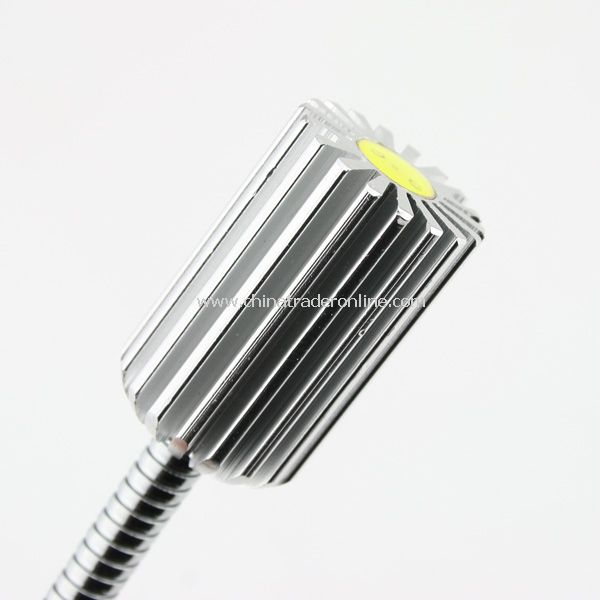 New USB Plug Flexible LED Reading Light Lamp