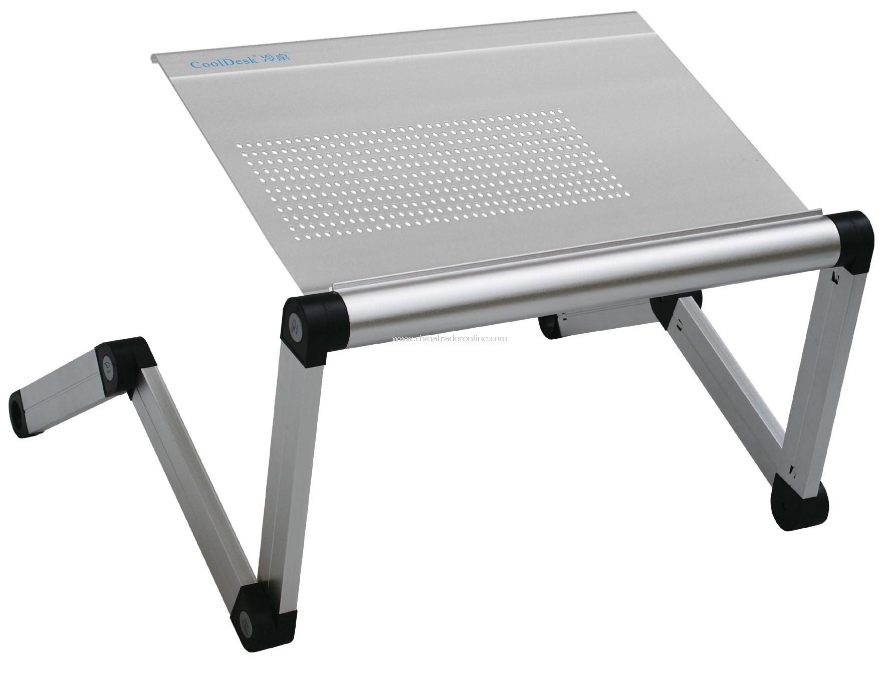 Foldable Aluminum Alloy Table Stand for Notebook Laptop