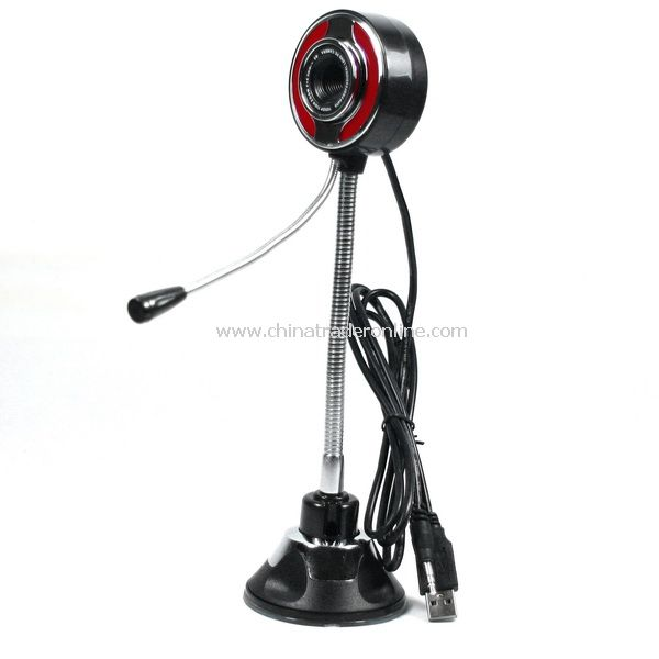 New 5.0 MP USB 2.0 PC Camera Webcam with Mic