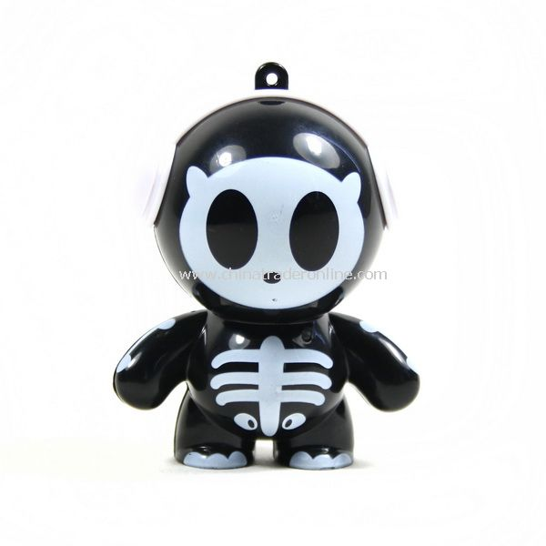skull Cartoon mini speakers
