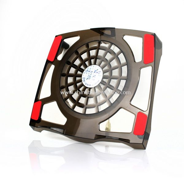 USB POWERED COOLING FAN COOLER PAD FOR LAPTOP PC