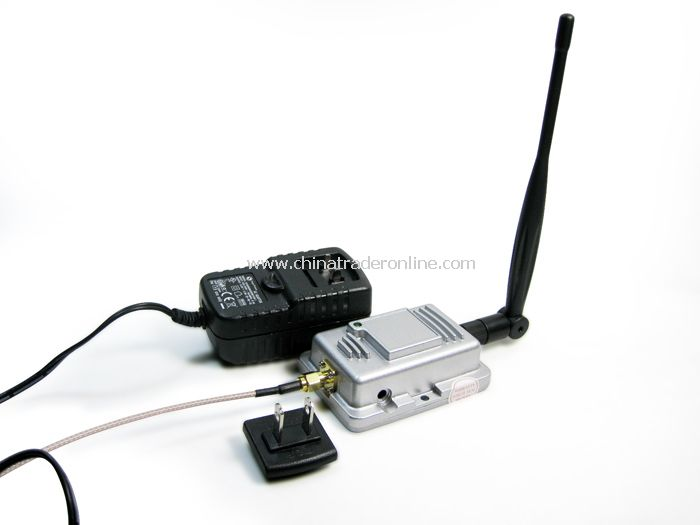 1W 30DBm WiFi 802.11b/g Signal Gain Booster Amplifier