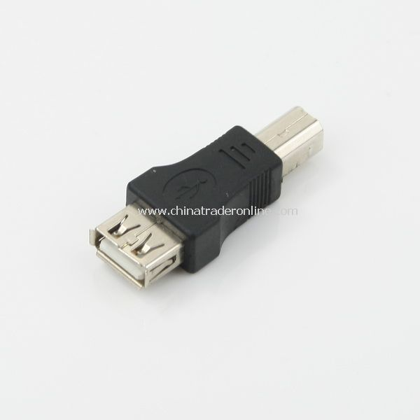 USB A Female to Type B Male Adapter Converter Printer M from China