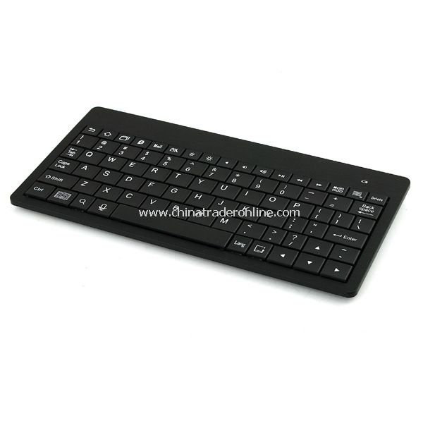 Multisystem Slim Wireless Keyboard