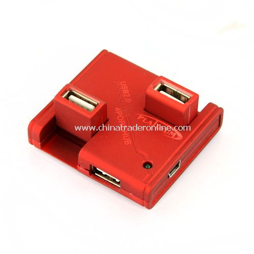 USB 2.0 MINI 4 Port HUB