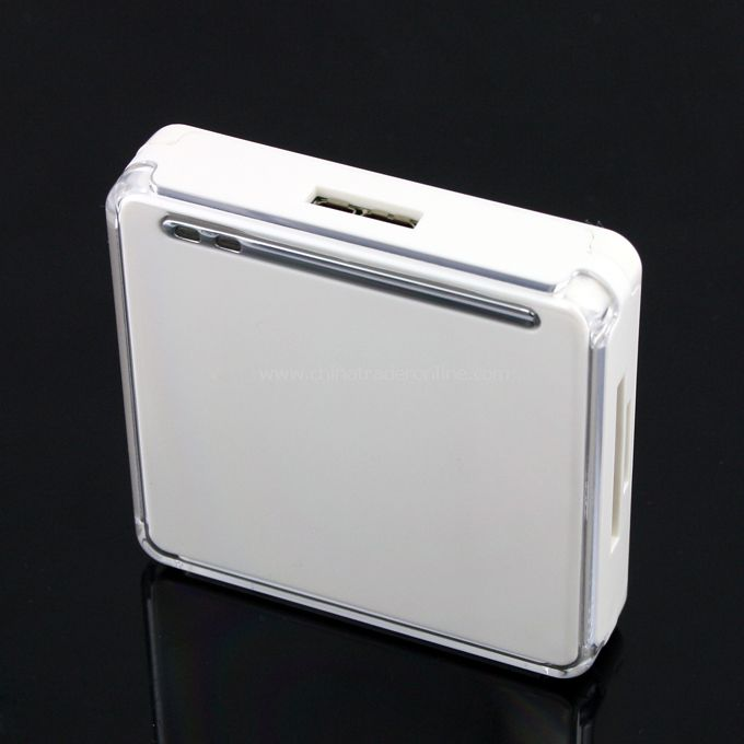 USB 3.0 Card Reader(white) from China