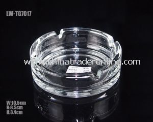 Simple Series Glass Ashtray