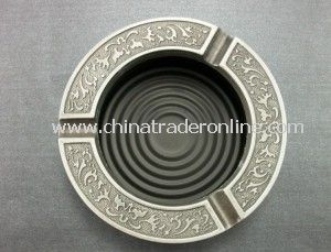 Cast Metal Ashtrays