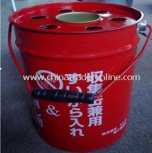 Metal Aluminum Ashtray from China