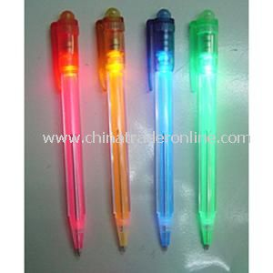 Plastic Light-up Pens